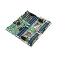Intel Server Board S2600CW2R - Motherboard - SSI EEB - LGA2011-v3 Socket - 2 CPUs supported - C612 - USB 3.0 - 2 x Gigabit LAN - onboard graphics a