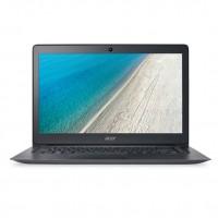 Acer TravelMate X349-M-35YE - Core i3 6100U / 2.3 GHz - Win 7 Pro 64-bit ( includes Win 10 Pro 64-bit Licence ) - 4 GB RAM - 128 GB SSD - 14 1366 x 768 ( HD ) - HD Graphics 520 - Wi-Fi - steel grey a