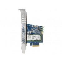 HP Z Turbo Drive G2 - Solid state drive - 512 GB - internal - M.2 - PCI Express 3.0 x4 (NVMe) - for Workstation Z1 G3, Z440, Z640, Z840 a