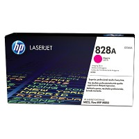 HP 828A - CF365A - 1 x Magenta - Drum kit - For Color LaserJet Enterprise flow MFP M880z, flow MFP M880z+, M855dn, M855x+, M855xh a