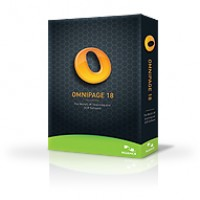 Nuance OmniPage 18 Standard, Win32, CD, OVP, ENG, EDU a