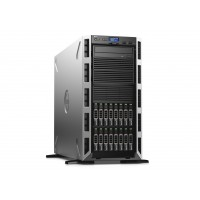 Dell PowerEdge T430 - Server - tower - 5U - 2-way - 1 x Xeon E5-2609V4 / 1.7 GHz - RAM 8 GB - SAS - hot-swap 3.5 - HDD 1 TB - DVD-Writer - Matrox G200 - GigE - no OS - monitor: none - BTO a