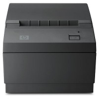 HP Single Station Thermal Receipt Printer - Receipt printer - two-colour (monochrome) - thermal paper - Roll (0.8 cm) - 203 dpi - up to 74 lines/sec - PoweredUSB a