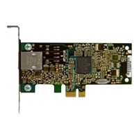 Broadcom  5722 10/100/1000 PCIe Card (Half Height) - Gigabit Ethernet - PCIe a