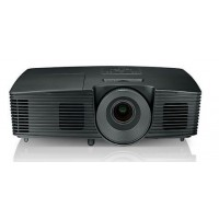 Dell Projector - 1850 HD 1920 x 1080 (1080p), 2000:1 Typical Contrast Ratio, 3,000 ANSI Lumens, 1 x 10W Speaker, VGA, HDMI, Mini USB, Includes Remote Control, Wireless (Optional) Throw Ratio: 1.48-1.62 wide and tele 2Yr Next Business Day Exchange a