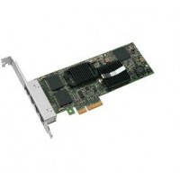 Intel Gigabit ET2 Quad Port Server Adapter - Network adapter - PCIe - Gigabit Ethernet x 4 a