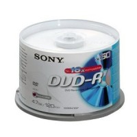 DVD-R 16X SPINDLE-BULK 50PCS a