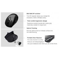 GM-M7600 WIRELESS MOUSE a