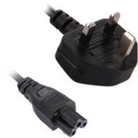 POWER NOTEBOOK CABLE 2M BLACK a