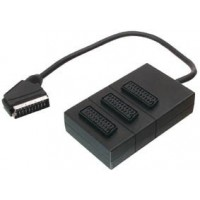 SCART TO 3X SCART SWITCH a