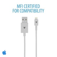 LIGHTNING TO USB2.0 CABLE 1M b