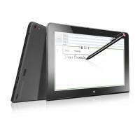Lenovo ThinkPad 10 20E3 - Tablet - no keyboard - Atom x7 Z8750 / 1.6 GHz - Win 10 Pro 64-bit - 4 GB RAM - 128 GB eMMC - 10.1 IPS touchscreen 1920 x 1200 - HD Graphics 405 - Wi-Fi, NFC - 4G - graphite black a
