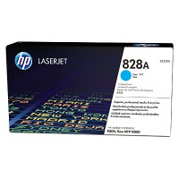 HP 828A - CF359A - 1 x Cyan - Drum kit - For Color LaserJet Enterprise flow MFP M880z, flow MFP M880z+, M855dn, M855x+, M855xh a