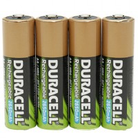 DURACELL STAYCHARGED AAA 4 PACK a