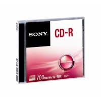 CD-R 48X 700MB JEWEL CASE c
