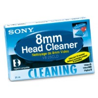 8MM CLEANING TAPE a