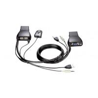2-PORT USB KVM SWITCH a