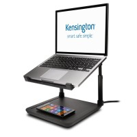 SMARTFIT LAPTOP RISER WITH QI a