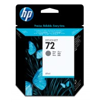 HP 72 GREY INK CARTRIDGE a