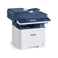 Xerox WorkCentre 3345V/DNI - Multifunction printer - B/W - laser - Legal (216 x 356 mm) (original) - Legal (media) - up to 40 ppm (printing) - 300 sheets - USB, LAN, Wi-Fi a