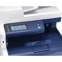 Xerox WorkCentre 6605DN - Multifunction printer - colour - laser - Legal (216 x 356 mm) (original) - A4/Legal (media) - up to 35 ppm (printing) - 700 sheets - USB 2.0, Gigabit LAN, USB host a