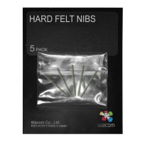 HARD FELT NIBS 5 PACK FOR I4 a