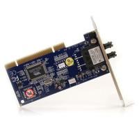 100MBPS PCI MM ST FIBER ETHERNE a