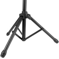 PORTABLE TRIPOD FLOOR STAND a