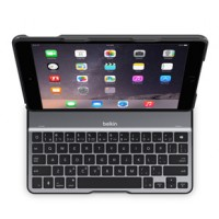 Belkin QODE Ultimate Lite - Keyboard and folio case - Bluetooth - for Apple iPad Air 2 a