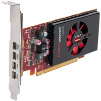 AMD FIREPRO W4100 2GB 4 DP 4 a
