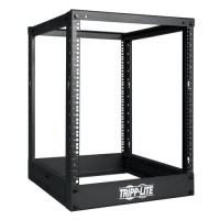 13U 4-POST OPEN FRAME RACK a