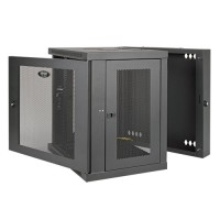 10U WALL MOUNT RACK ENCLOSURE b