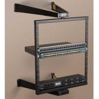 12U WALL MOUNT OPEN FRAME RACK a