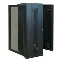 26U WALL MOUNT RACK ENCLOSURE a