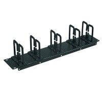2U HORIZONTAL CABLE ORGANIZER a