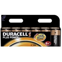 DURACELL PLUS POWER D a
