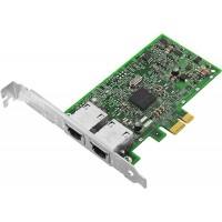 Broadcom NetXtreme I Dual Port - Network adapter - PCIe 2.0 - Gigabit Ethernet x 2 - for System x3100 M5, x3250 M6, x3530 M4, x3650 M4 HD, x3690 X5, x3755 M3, x3850 X6, x3950 X6 a