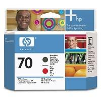 HP 70 - C9409A - 1 x Matte Black - Printhead - For DesignJet Z2100, Z2100 GP, Z3100, Z3100 GP, Z3100ps GP, Z3200, Z3200ps, Z5200 PostScript a