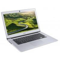 Acer Chromebook 14 CB3-431-C6WH - Celeron N3060 / 1.6 GHz - Chrome OS - 4 GB RAM - 32 GB eMMC - 14 1366 x 768 ( HD ) - HD Graphics 400 - Wi-Fi - sparkly silver a