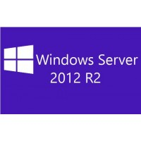 Microsoft Windows Server 2012 R2 Datacenter - Licence - OEM - ROK - BIOS-locked (Dell) - for PowerEdge R220, R320, R630, R730, R730xd, T110 II, T20 Mini Tower Server, T320, T630 a