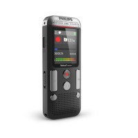 Philips DVT2510 Internal memory & flash card Anthracite,Chrome dictaphone a