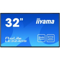 iiyama ProLite LE3240S-B1 32 LED Full HD Black public display a