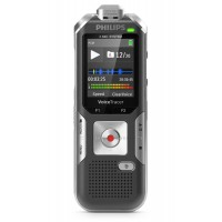 Philips Voice Tracer DVT6010 Flash card Anthracite,Silver dictaphone a