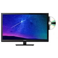 BLAUPUNKT 236/207I 24 LED TV 1080p DVD PLAYER a