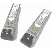 Cisco - SFP (mini-GBIC) transceiver module - 4Gb Fibre Channel - fibre optic - LC multi-mode - up to 300 m - 850 nm - for P/N: DS-X9112, DS-X9112=, DS-X9124, DS-X9124=, DS-X9148, DS-X9148= a