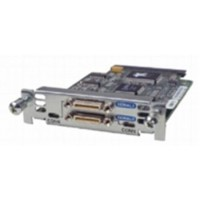 Cisco High-Speed - Expansion module - HWIC - RS-232, RS-530, X.21, V.35, RS-449, RS-530A - 2 ports - for Cisco 1841, 1841 ADSL2, 1921 4-pair, 1921 ADSL2+, 1921 T1, 19XX, 28XX, 29XX, 38XX, 39XX a