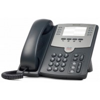 8 Line IP Phone With PoE and PC Port - please note this is not a Digital Display this is analogue a