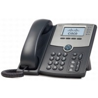 4 Line IP Phone With Display, PoE and PC Port a