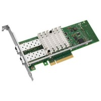 Intel Ethernet Converged Network Adapter X520 - Network adapter - PCIe 2.0 x8 low profile - 10 GigE - 2 ports a