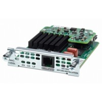 Cisco 1-port VDSL2/ADSL2+ EHWIC over POTS with Annex M - DSL modem - EHWIC - 100 Mbps a